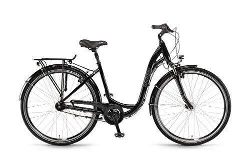 Winora Holiday N7 Trekking Bike 2019 (57cm, Schwarz Wave)