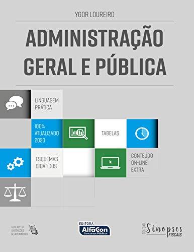 Sinopses Fiscais - Administração Geral e Pública