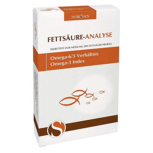 Norsan Fettsäure-Analyse Bluttest