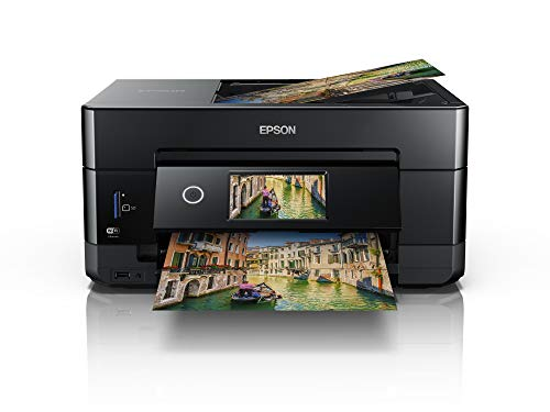 Epson Expression Premium XP-7100, Impresora, Ethernet, USB, LAN inalámbrica, Ethernet, A4, Negro