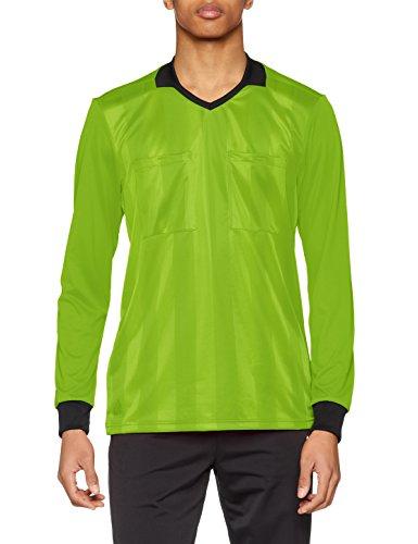 adidas Herren Referee 18 Trikot, Semi Solar Green, S
