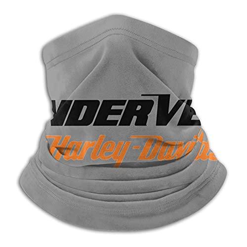 Harley Davidson bufanda caliente, a prueba de viento y a prueba de polvo bufanda para la cara