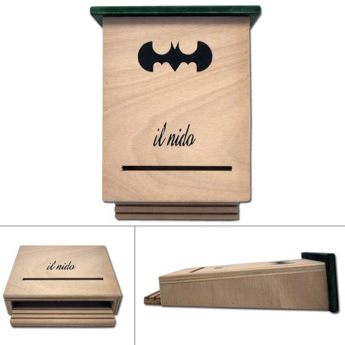 Casetta per Pipistrelli (Bat-Box)