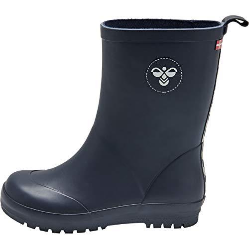hummel Rubber JR. Rain Boot, Violet Fonc Xc3, 35 EU