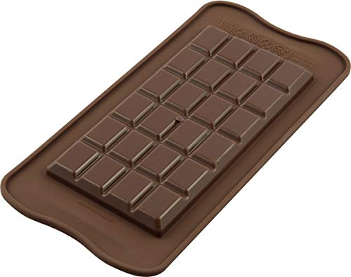 Silikomart 195926 Schokoladenform Schokoladentafel
