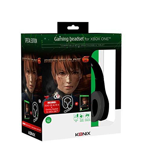 Dead Or Alive 6 Headset Ed. - Bundle - Xbox One [Importación italiana]
