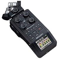 Zoom H6 Black/GE mobiler