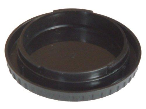 Gehäusedeckel schwarz passend für Kamera Canon 1D, 5D, 5D Mark II, 6D, 20D, 30D, 40D, 50D, 60D, 350D, 400D, 450D, 500D, 550D, 600D, 650D, 1000D, 1100D