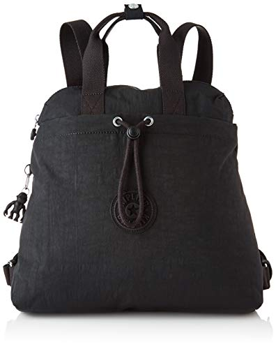 Kipling GOYO M  Backpacks para Mujer  Color Negro  14x34x32.5 cm  LxWxH