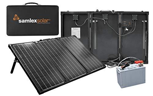 placa solar 100w fabricante Samlex America