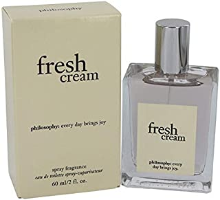 Fresh Cream by Phílóšóphÿ for Women Eau De Toílette Spray 2 oz