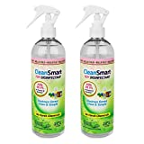 CleanSmart Toy Disinfectant Spray, 16 Ounce Bottle (Pack of 2),...