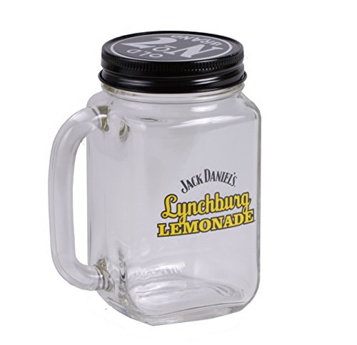 6x Jack Daniels Lynchburg Lemonade gläser glas GASTRO Edit