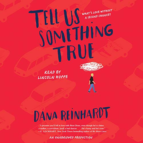 Tell Us Something True audiobook cover art