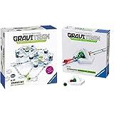 Ravensburger Gravitrax Starter Kit Gioco Logico-Creativo & Gravitrax Magnetic Cannon Gioco Logico-Creativo