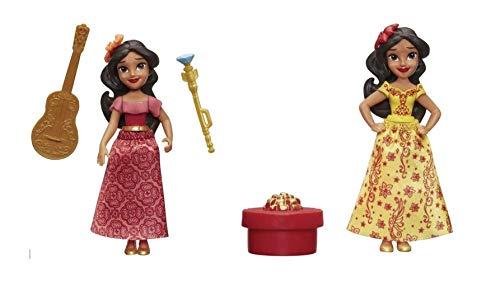 Limax Hasbro Disney Elena di Avalor Set di 2 Mini Personaggi