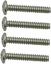Hayward GLX-GVA-4SCR Mounting Screw Replacement Kit for Hayward GVA-24 Valve Actuator, Set of 4