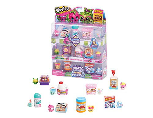 Shopkins HPKF3000 Mini Shopper Pack