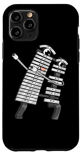 iPhone 11 Pro Cool Dabbing Glockenspiel | Funny Percussion Boys Girls Gift Case