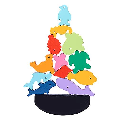 Puzzle de madera Mascotas venta de mascotas Capacitación Educativa Juego Juego de juguetes Preescolar Juguetes Juguetes Aprendizaje para bebés Regalo de juguetes para niños(8.1*5.1*1.2 inch,A)