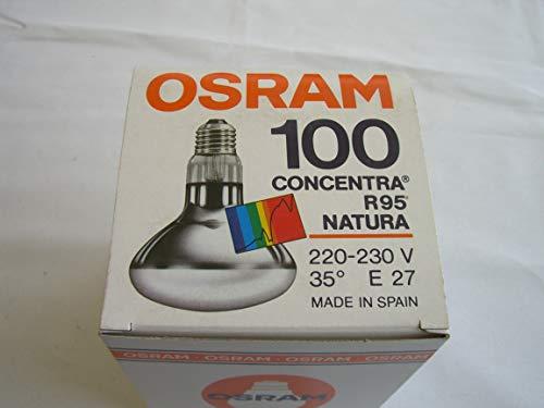 OSRAM Konzentra R95 100 W E27 Natur 35