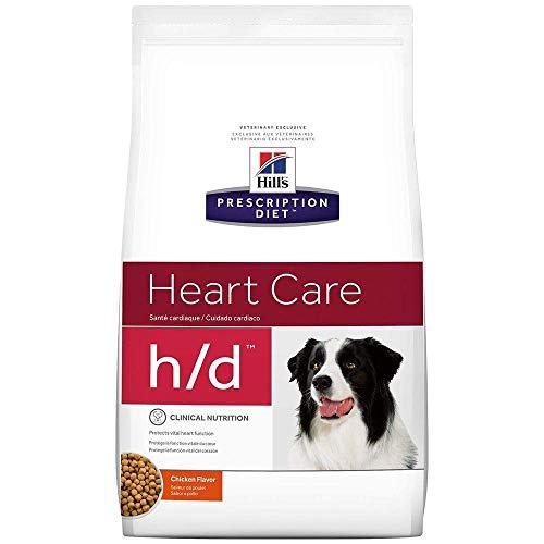 Hill's Prescription Diet h/d Cardiac Health Dry Dog Food (17.6 lb)