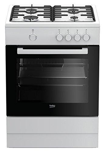 BEKO Cucina FSG62000DW Classe A bianco/nero