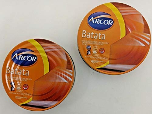 Dulce de Batata Arcor - Vainilla - 700g