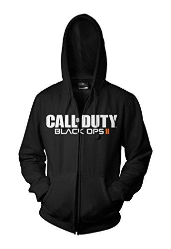 Bioworld Merchandising - Call of Duty Black Ops II sweater à capuche Logo (L)