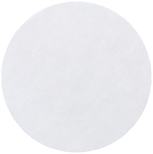 Whatman 1001110–100 Stufe 1 Qualitative Filter Papier, 110 mm dick und max Volumen 571 ML/M (100 Stück)