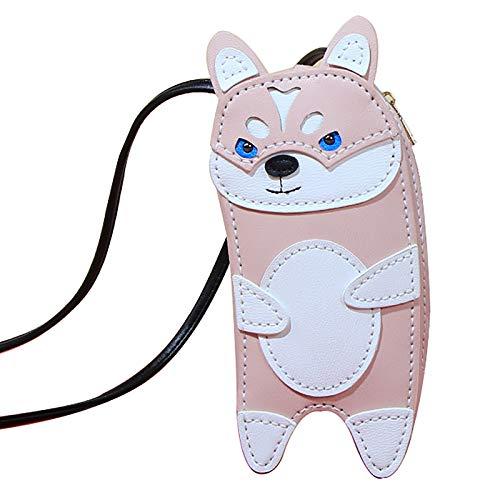 GFFTYX Handgewebte Taschen - Japanische und koreanische Spleißelemente Damen Messenger Bags mit Produktionskits können der Freundin begabt Werden (Color : Pink, Size : Material Package)