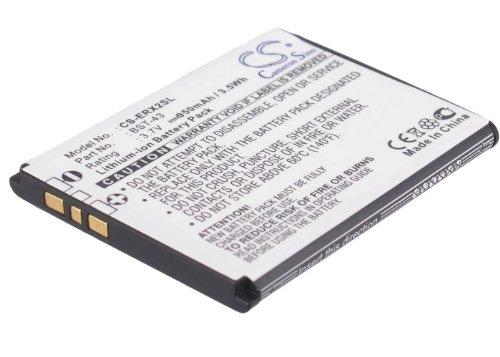 3.7V Battery for Sony-Ericsson BST-43, U100i, WT13i, Vulcan, Yari, U100, Mix Walkman, Hazel