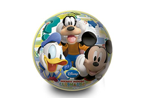 Mickey Mouse Pelota de 23 cm (Unice 2637)