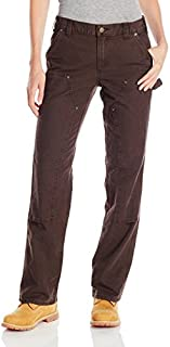 Carhartt Women's Original Fit Crawford Double Front Pant
