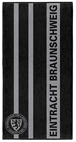 Eintracht Braunschweig Handtuch Streifen - STCK