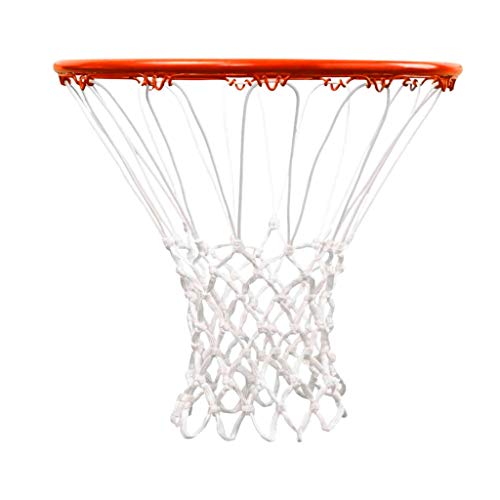 CDsport, Retina da Basket Professionale, Rete Canestro Basket, Anti-Sfilacciamento, Grandezza...