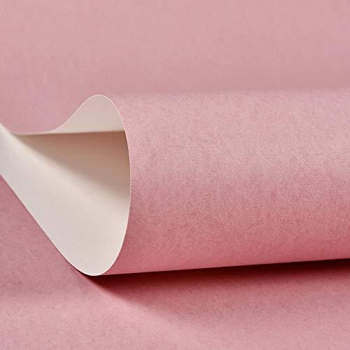Lichtroze prinses roze-behang Nordic op de achtergrond normale lak-behangslaapkamer Prinses Wallpaper only 72057 Baby Powder No Adhesive