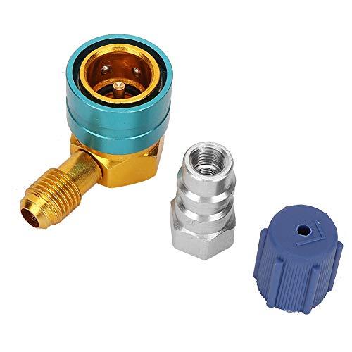 R1234YF auf R134A Adapter, R1234YF auf R134A Low-Side-Schnellkupplungskupplung für Autoklimaanlagen