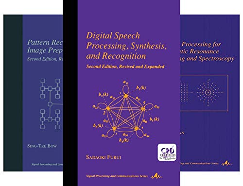 Signal Processing and Communications (21 Book Series)