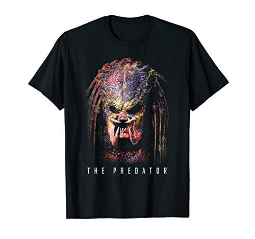 Predator Battle Paint T Shirt