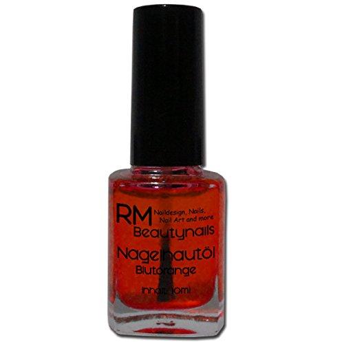RM Beautynails nagelöl nagelhautpflegeöl nagelhautöl Parfum orange sanguine