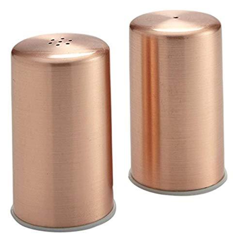 American Metalcraft CSP2 Salz- und Pfefferstreuer-Set, Kupfer, 56,7 ml Fassungsvermögen, 15,4 cm Durchmesser, 22,9 cm Höhe