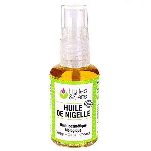 Huiles & Sens - Huile de Nigelle bio - 100 ml bio