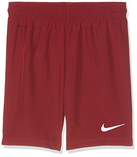 Nike Kinder Shorts Laser III Woven Youth, rot (team red/White), M, 725986-677