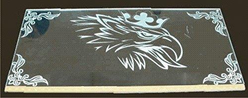 Scania LED-Leuchtschild mit Greif, 30x15cm ✓ Ideale Geschenkidee ✓ LED-Beleuchtung ✓ Lasergraviert | Edles LED-Schild als Truck-Accessoire | Beleuchtetes Scania Logo-Schild für den 24Volt-Anschluss | Ideales LKW-Zubehör für Trucker in verschiedenen Farben