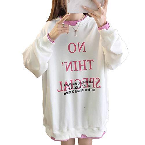 XUEER Jersey de secado rápido para mujer, con ventilación adicional, ideal para caminar en invierno, blanco, M