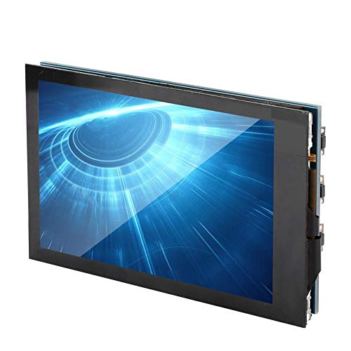 Goshyda 3.5 inch Capacitive Touch Screen 800x480 HD Monitor Display Screen for Raspberry Pi ,support for Raspbian/for/for Retropie/for WIN10, support for Windows