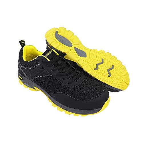 Goodyear S1P SRA Zapatos de Seguridad, Hombre, Negro, UK 7/EU 41
