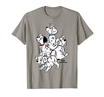 Disney 101 Dalmatians Group Shot Puppies T-Shirt