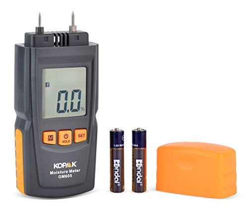 KOPAAK Pin-type Digital Moisture Meter